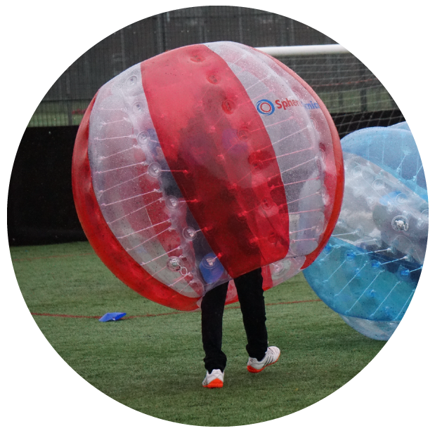 Midlands Bubble Football